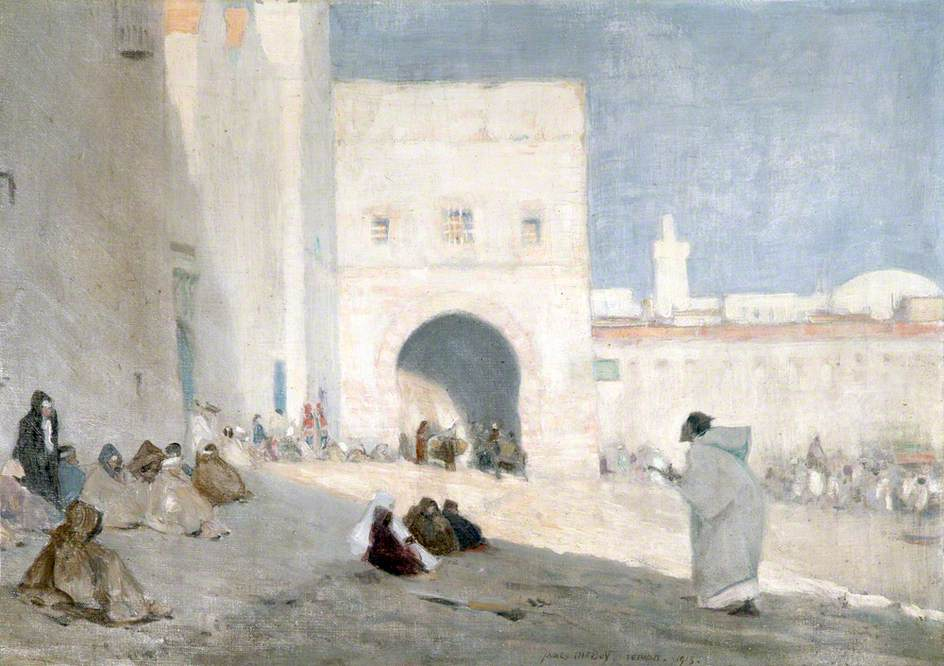 Tetouan Market Place, Morocco