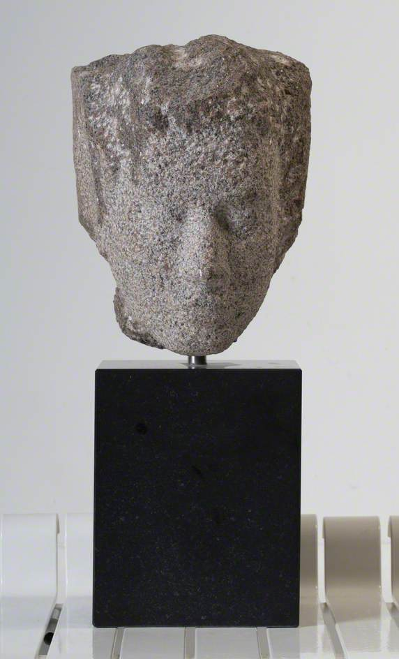 The Stone Sculptures (Head)