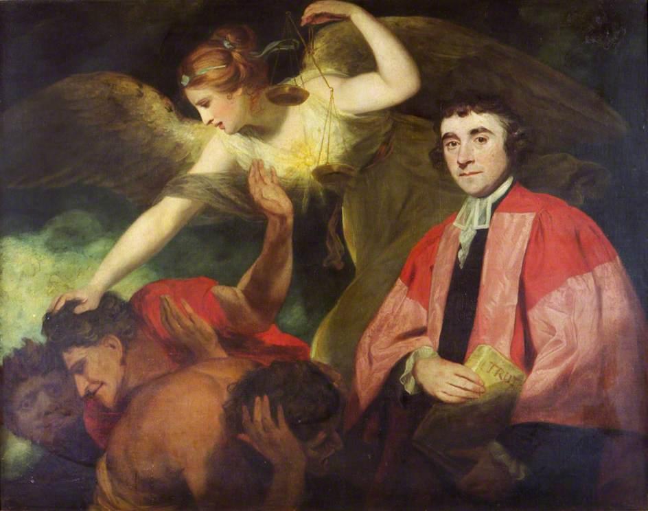 Dr James Beattie (1735–1803)