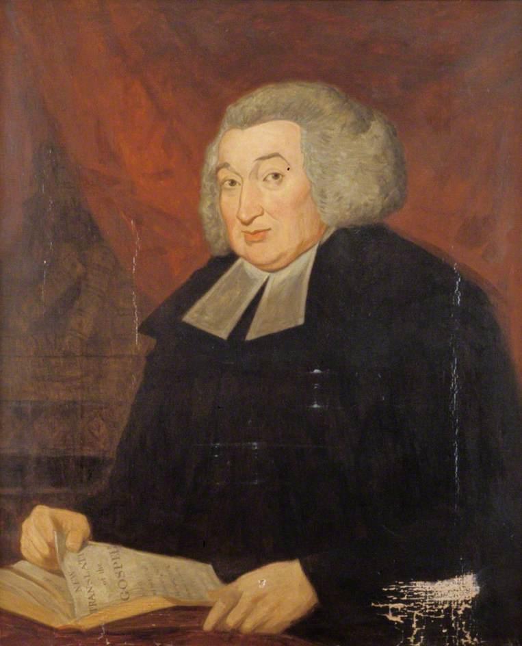 Principal George Campbell (1719–1796), DD