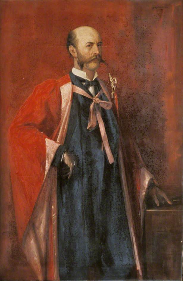 Charles Gordon (1847–1937), Marquis of Huntly