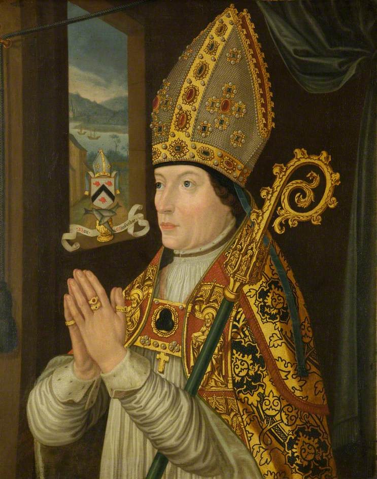 William Elphinstone (1431–1515), Bishop of Aberdeen