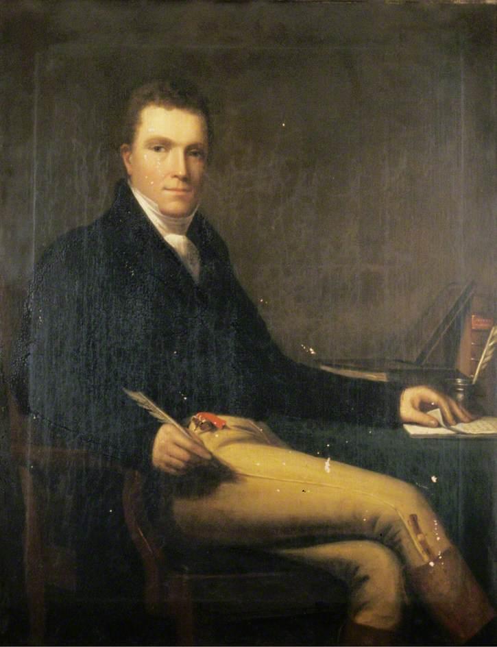 John Milne of Bombay, MD