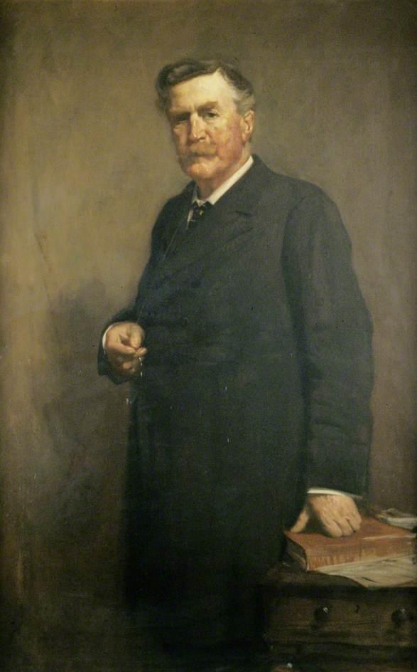 Professor Sir Alexander Ogston (1844–1929)