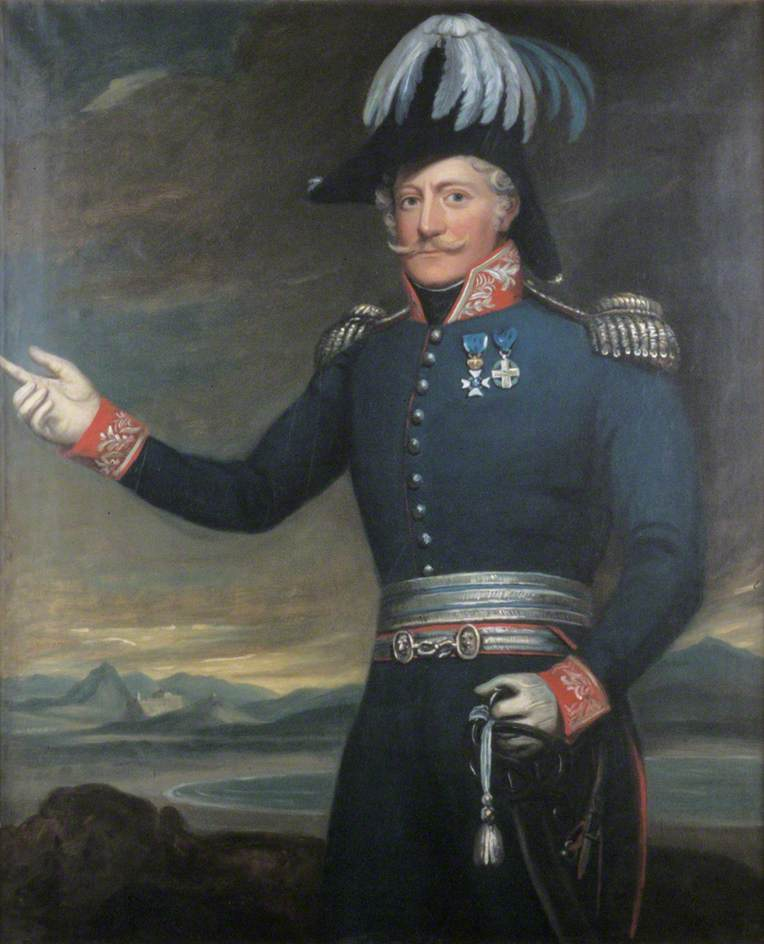Thomas Gordon of Cairness (1788–1841)