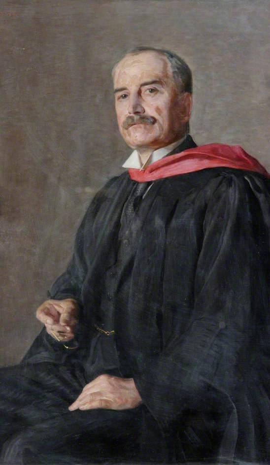 Sir Ashley W. Mackintosh (1868–1937)