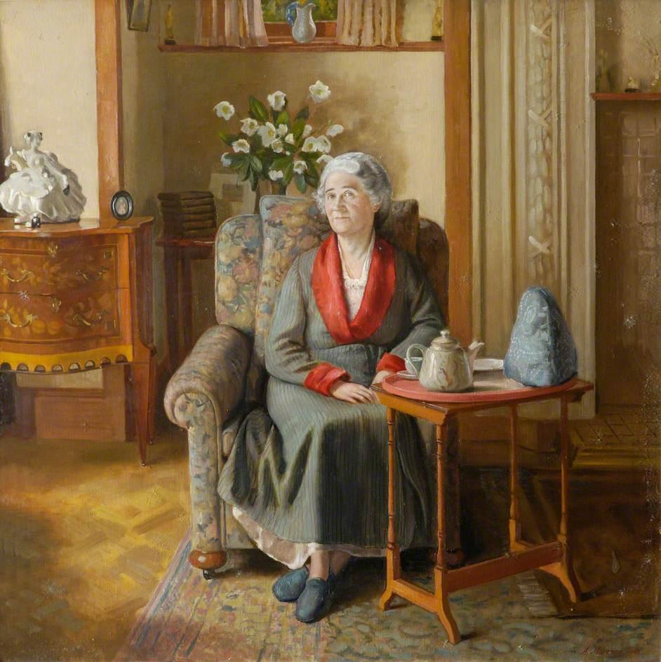 Mrs Elizabeth Lockhart