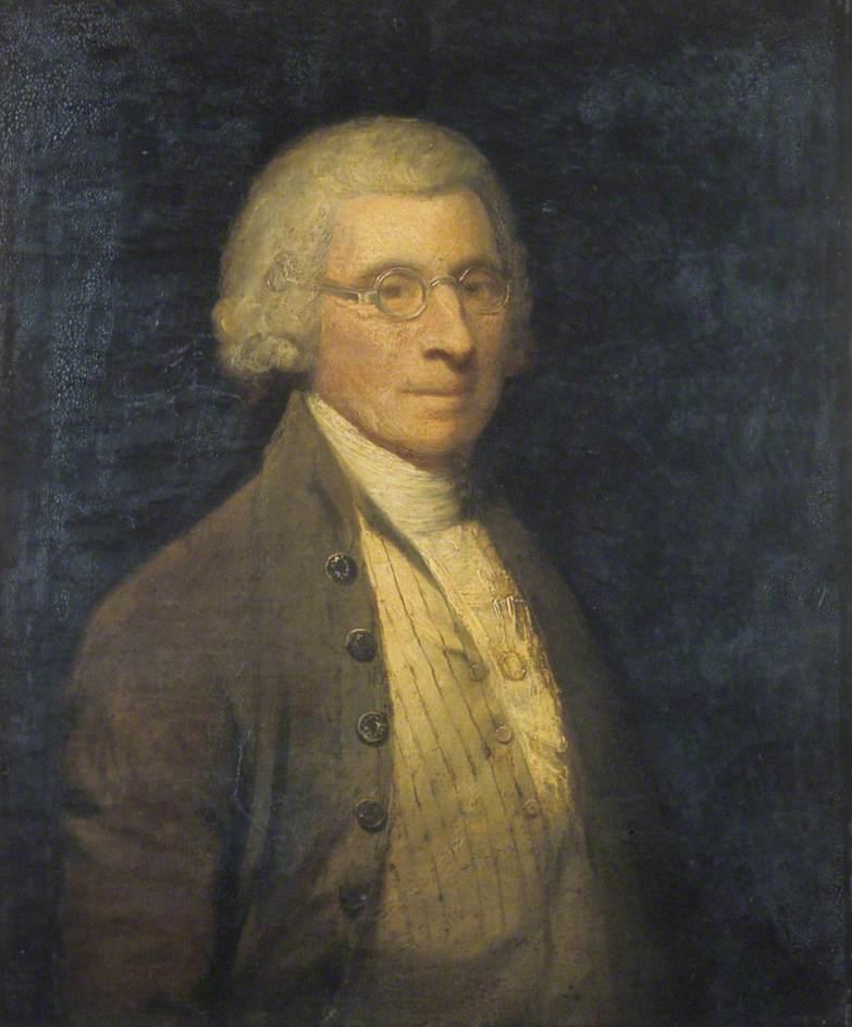 David Mitchell, LLD