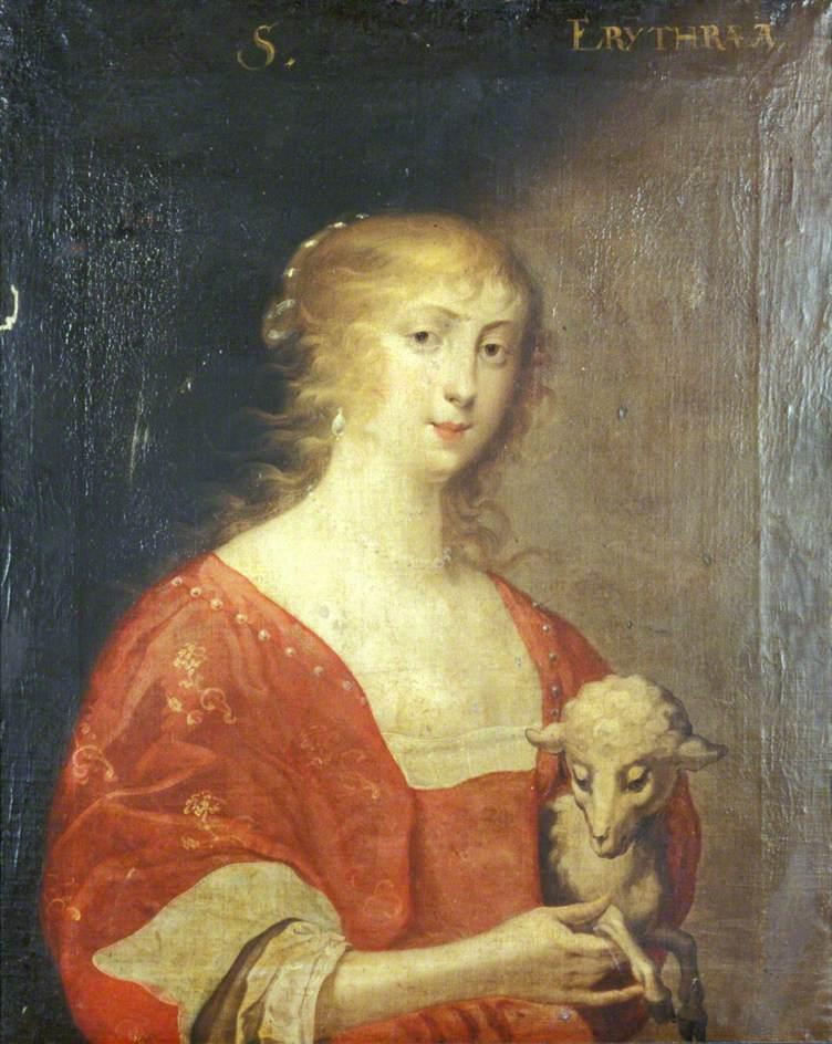 Sibyl erythraea