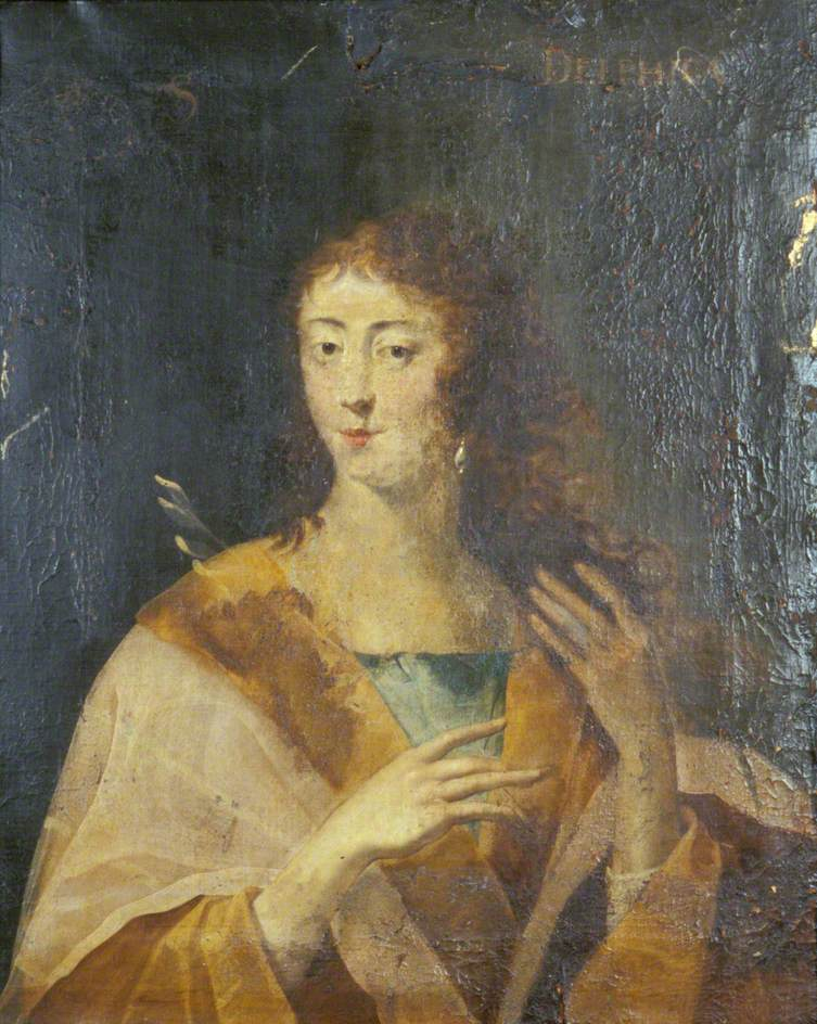 Sibyl delphica