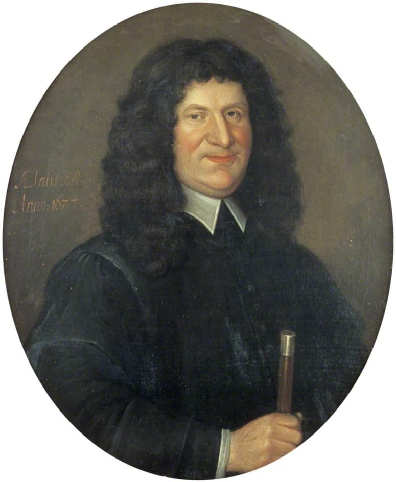 Principal Alexander Middleton