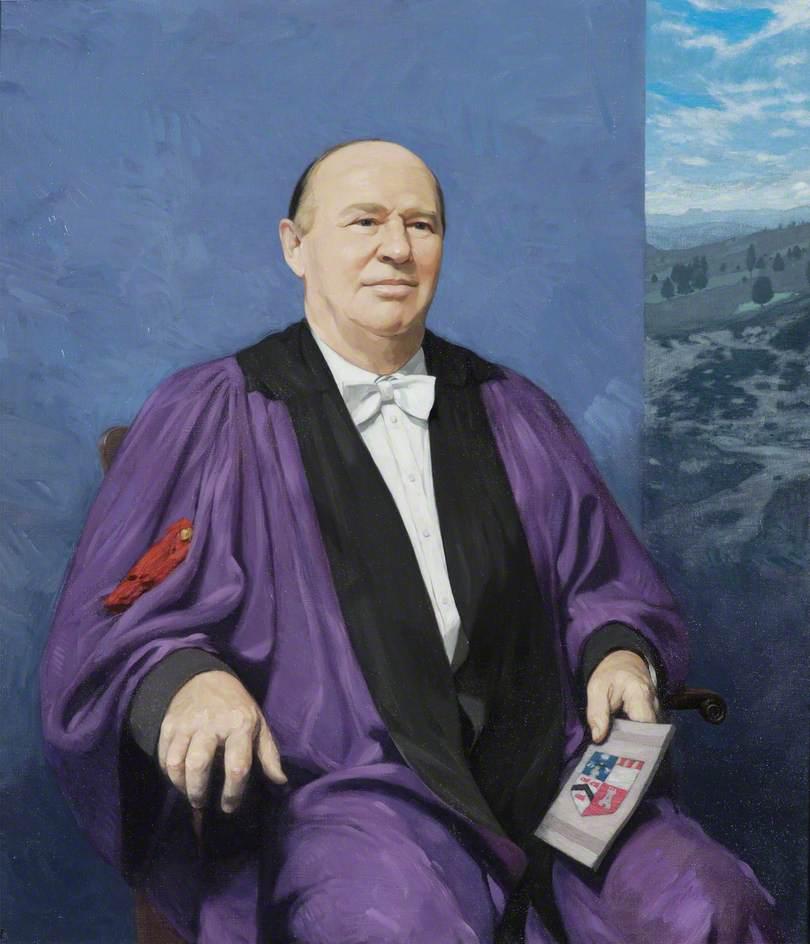 Principal J. Maxwell Irvine
