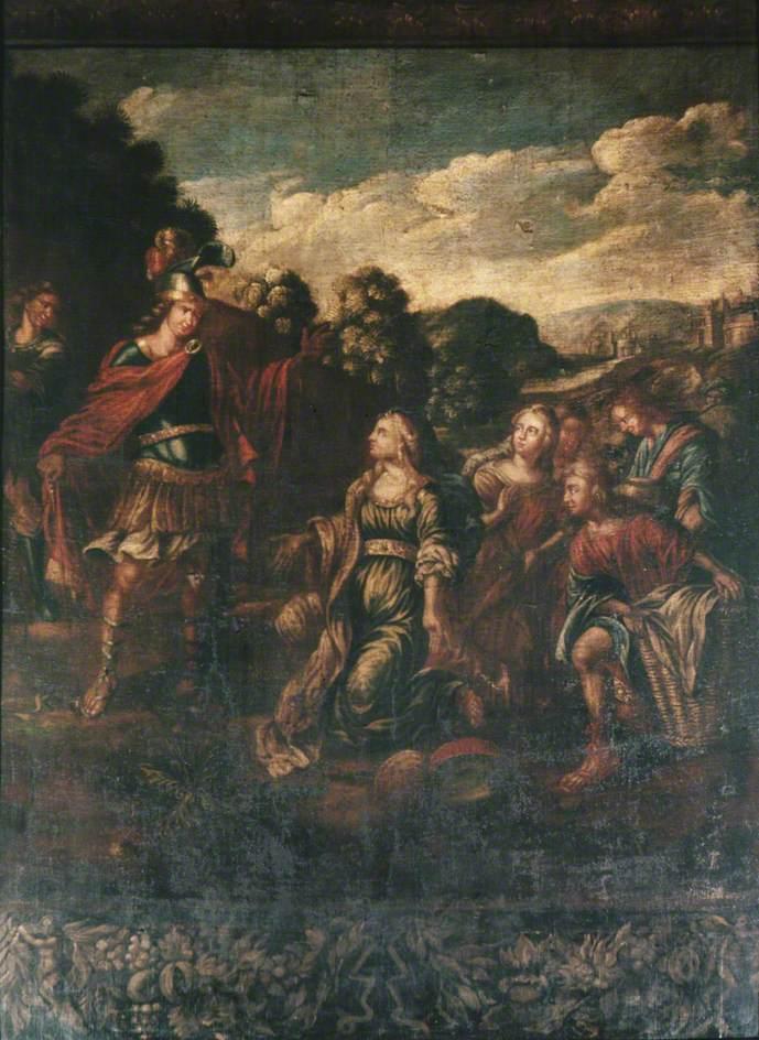 David and Abigail