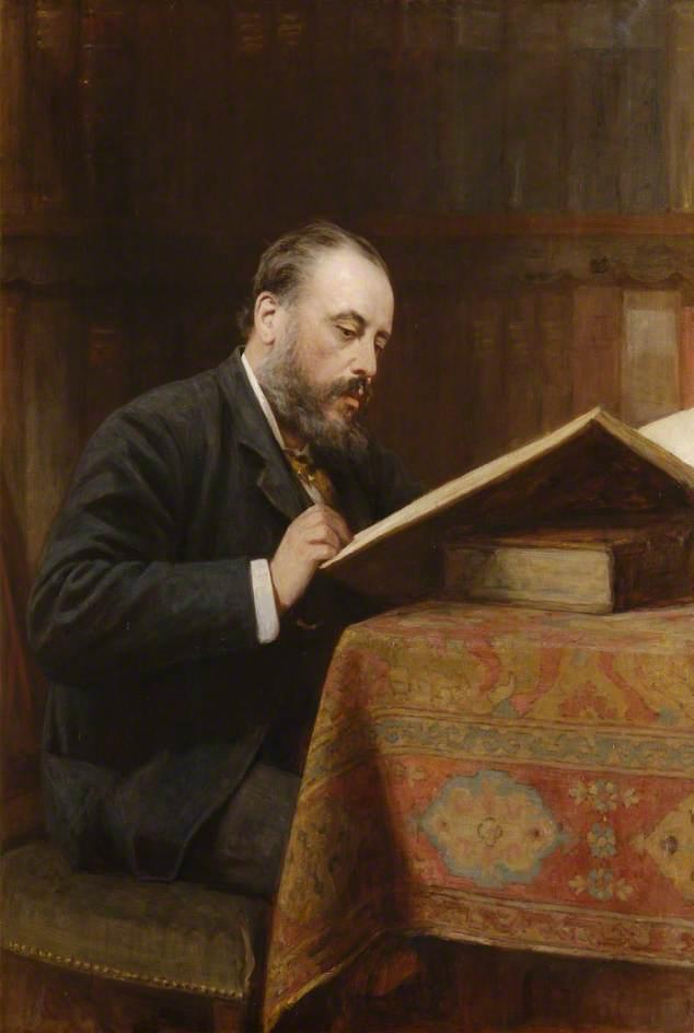 William Robertson Smith (1846–1894)