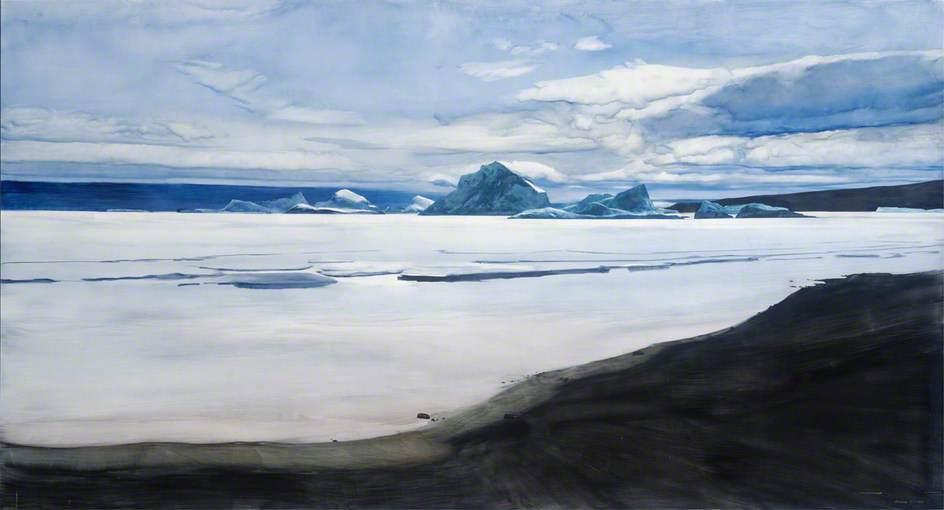 Otto Fjord, Ellesmere Island, Northern Canada