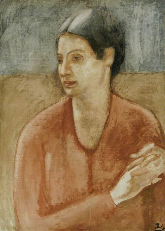 Madame Zborowska (Anna Hanka)