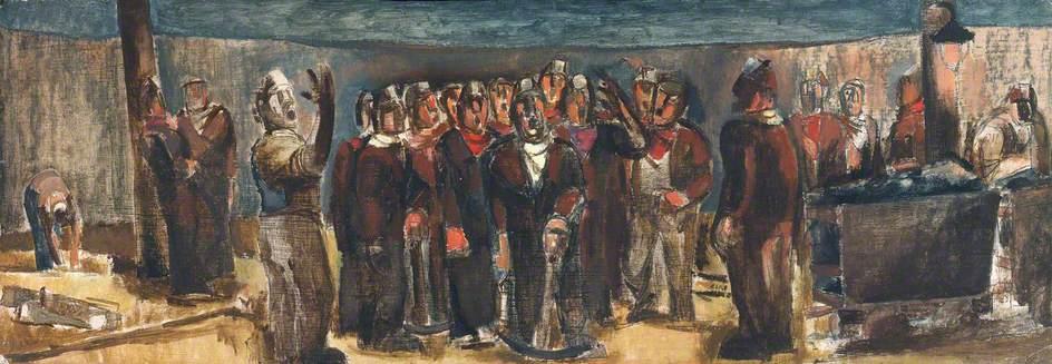 Miners Singing