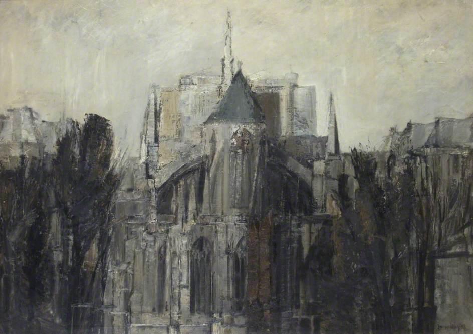 Notre Dame, Paris (Notre Dame de Paris)