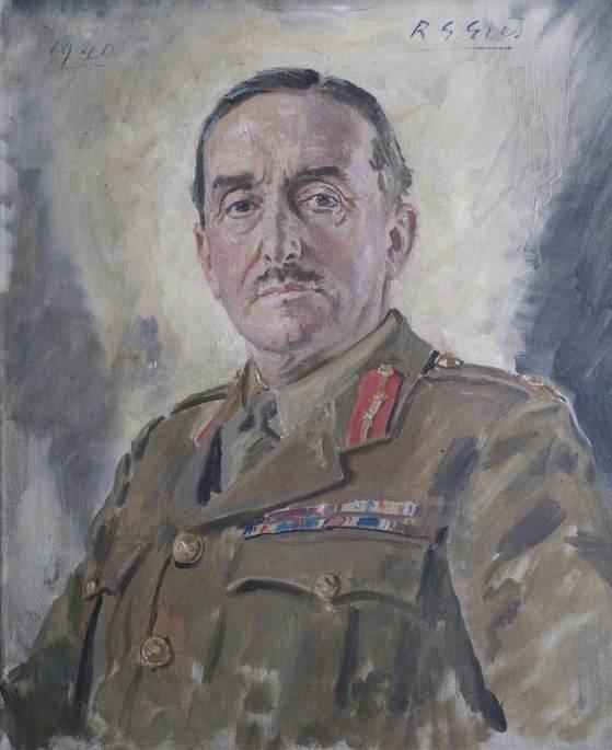 Lieutenant General Sir Alan Brooke (1883–1963), KCB, DSO