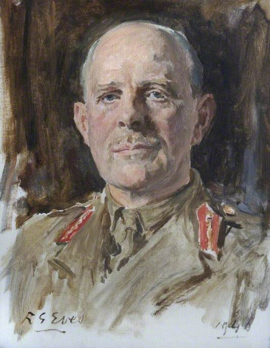 Field Marshal Lord Gort (1886–1946), VC, Commandant, Staff College (1936–1939)