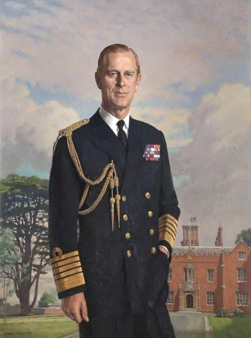 HRH Duke of Edinburgh (b.1921)