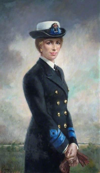 Princess Anne (b.1950), WRNS