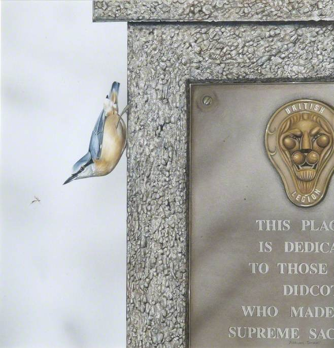 Didcot War Memorial (Nuthatch Pursuit)
