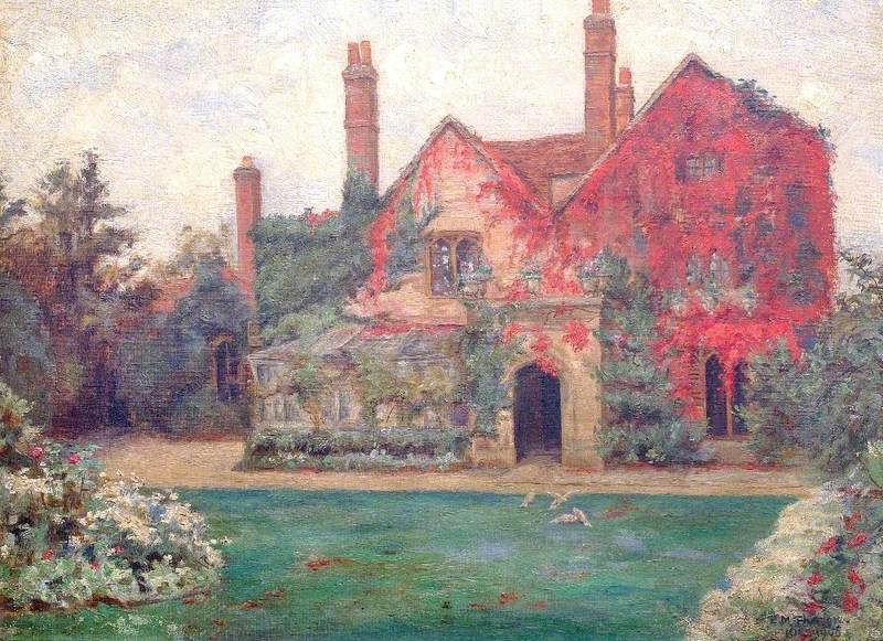 The House of Lord Carrington's Agent