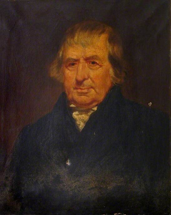 Portrait of a Middle-Aged Man