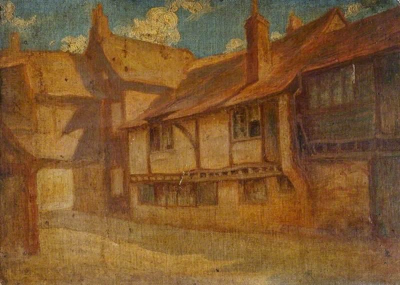 'The King's Head' Inn, High Wycombe, Buckinghamshire