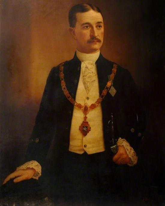 Mayor Philip John Rutland, JP (1896–1897)