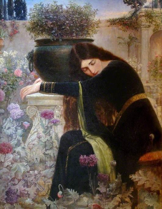 Isabella and the Pot of Basil