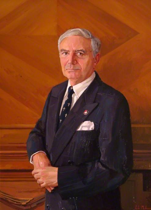 Kenneth I. Ross, DL, Chairman of Buckinghamshire County Council (1994–2001)