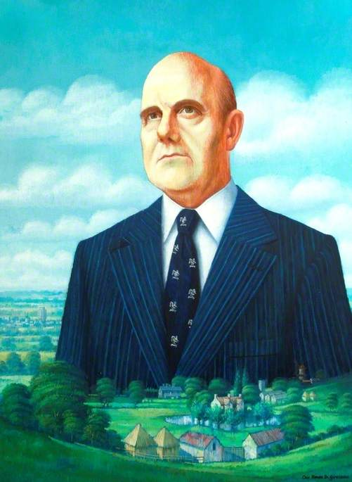 James Thomas Ireland (1915–2006), CBE, Chairman of Buckinghamshire County Council (1973–1981)