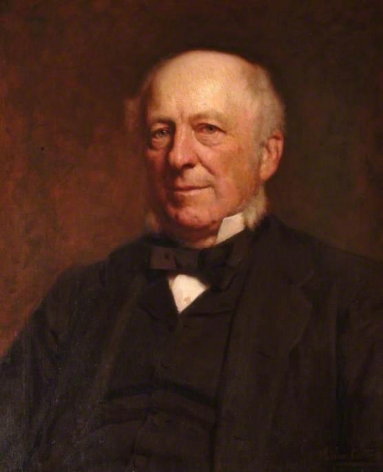 Henry William Cripps, Esq. (1815–1899), QC, JP
