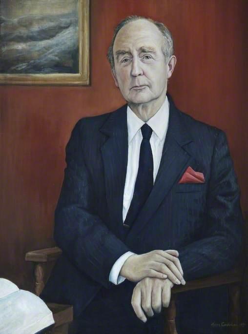 Robert R. Duthie, Nuffield Professor of Orthopaedic Surgery (1966–1992)