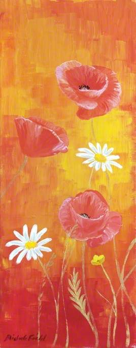Poppies, Buttercups and Daisies