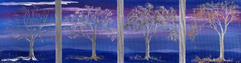 Trees through the Seasons