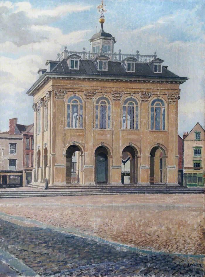 Abingdon County Hall