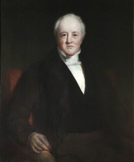 Richard Benyon de Beauvoir, Esq., High Steward of Wallingford (1828–1845)