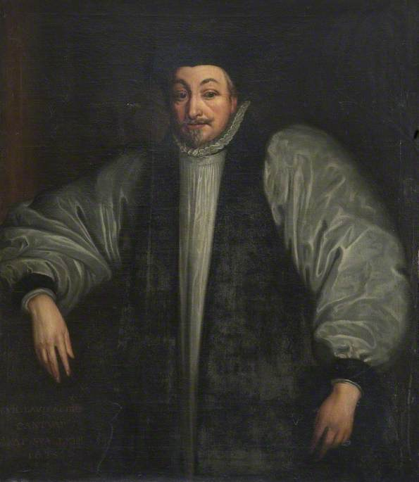 William Laud (1573–1645), Archbishop of Canterbury