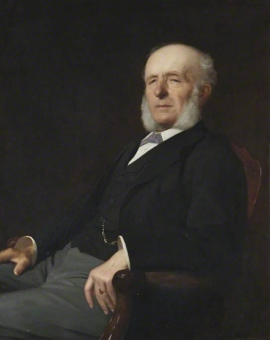 Edward Wells (1821–1910), High Steward of Wallingford (from 1889)