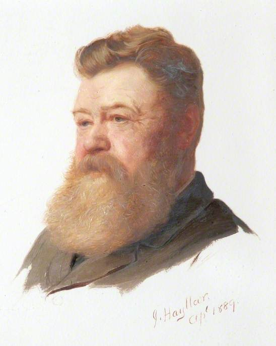 Alfred George Field, Esq. (1820–1902)