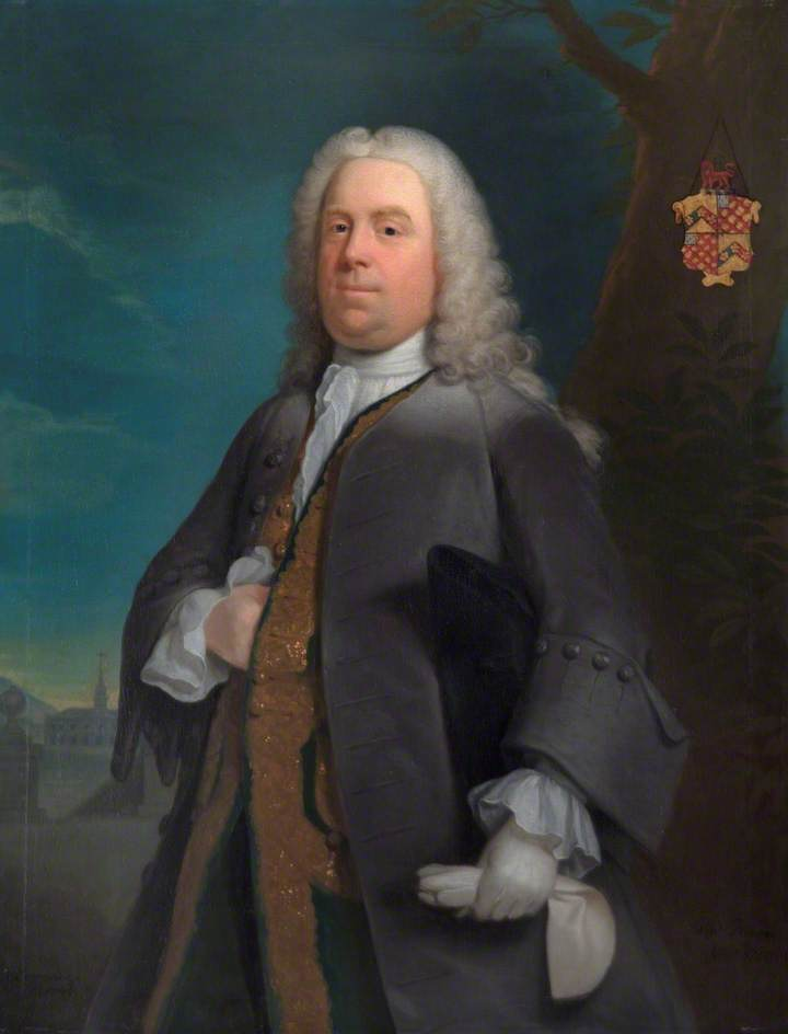 Thomas Rowney the Younger (1693–1759), MP for Oxford (1722–1759)