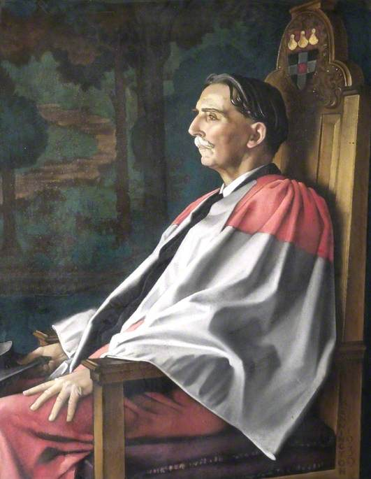 Dr William Macbride Childs (1869–1939), MA