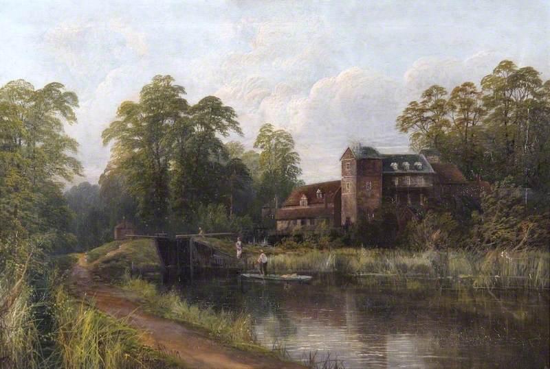 Ham Mill, Newbury, Berkshire