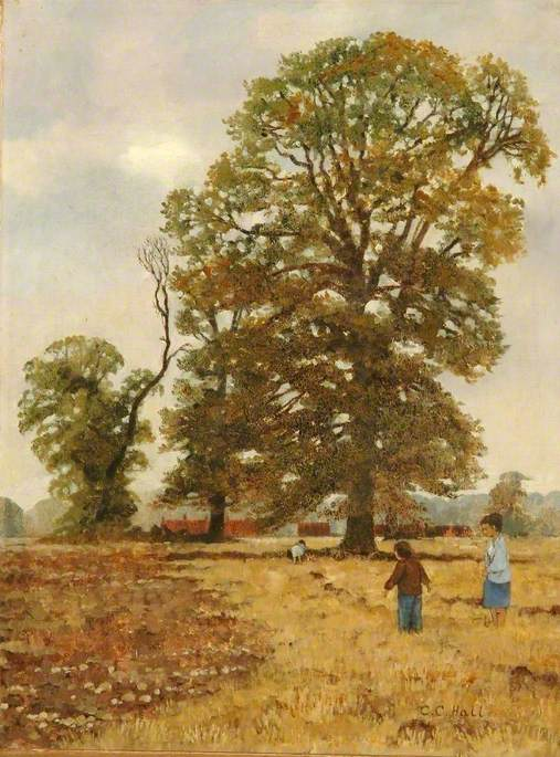 Elmtrees at Englefield, Berkshire