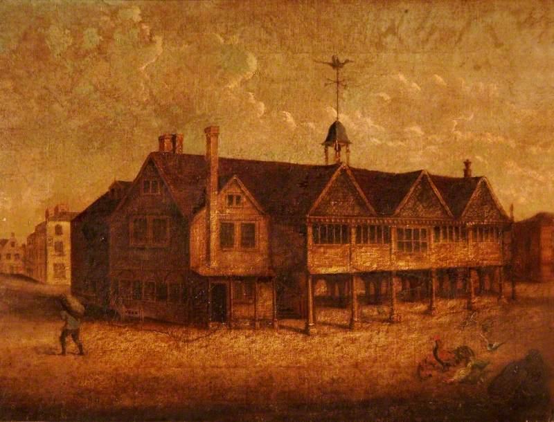 The Guildhall, 1 Market Place, Newbury, Berkshire
