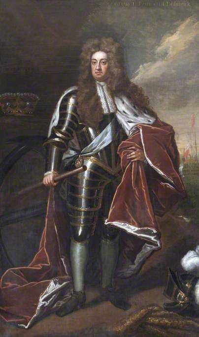 Prince George of Denmark (1653–1708), Consort to Queen Anne