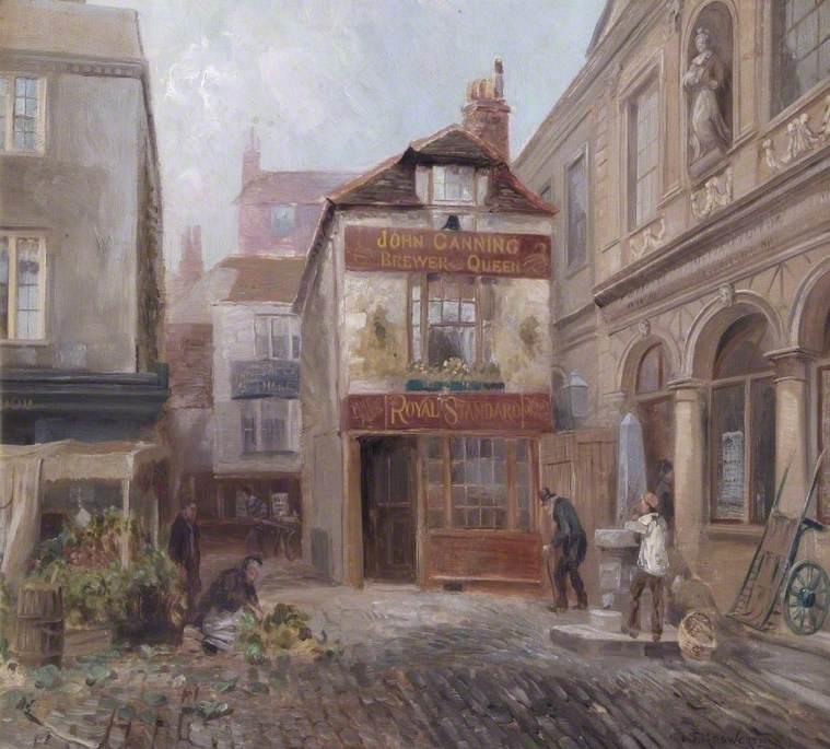 The Royal Standard Beer House, High Street, Windsor